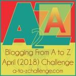#AtoZChallenge A