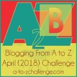 #AtoZChallenge B