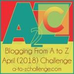 #AtoZChallenge C