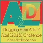 #AtoZChallenge D