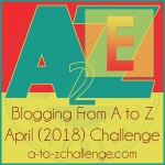 #AtoZChallenge E
