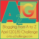 #AtoZChallenge G