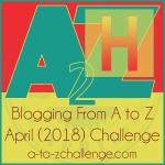 #AtoZChallenge H