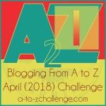 #AtoZChallenge I