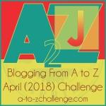 #AtoZChallenge J