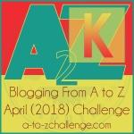 #AtoZChallenge K