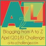 #AtoZChallenge L