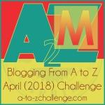#AtoZChallenge M