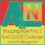 #AtoZChallenge N