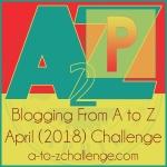 #AtoZChallenge P