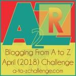 #AtoZChallenge R