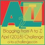 #AtoZChallenge T