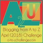 #AtoZChallenge U