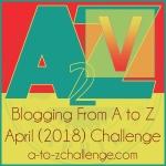 #AtoZChallenge V