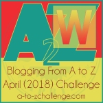 #AtoZChallenge W