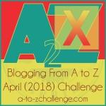 #AtoZChallenge X
