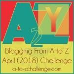 #AtoZChallenge Y
