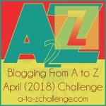 #AtoZChallenge Z