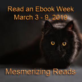 2. Cat - Read an Ebook Week