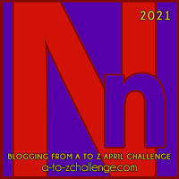 Blogging from A to Z April Challenge a-to-zchallenge.com Nn